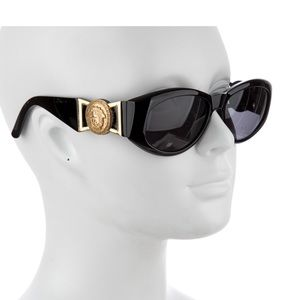 Men's/Unisex Vintage Gianni Versace B.I.G Sunglass